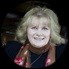 Carrie Stuart Parks - Author image