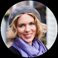 Rachel Linden - Author image